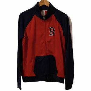 VS PINK Boston Red Sox Track Jacket Large
